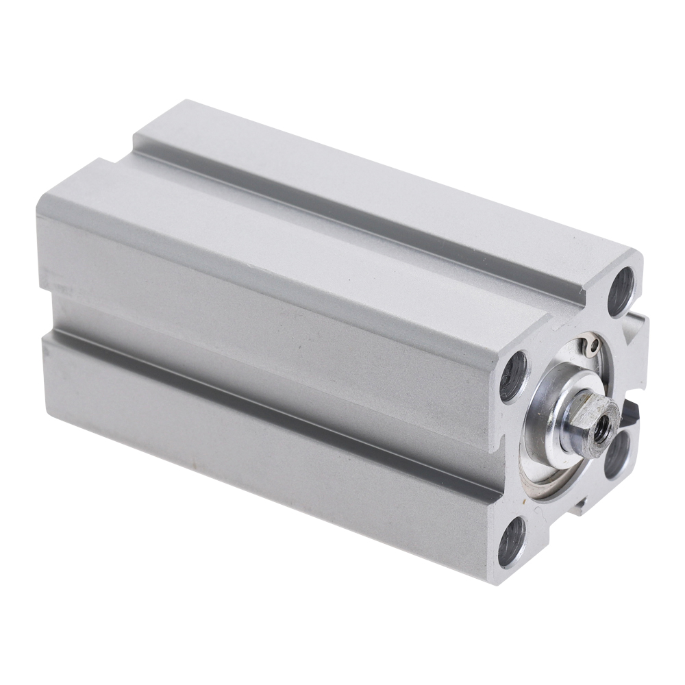Pneumatic Compact SDA series Air Cylinder 16 20 25 32 40 50 63 80mm Bore to 5 10 15 20 25 30 35 40 45 50mm Stroke Air Cylinder image