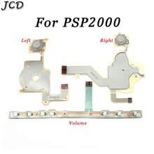 JCD – câble flexible pour Sony PSP 2000 2001 2004 2008, bouton croisé de Direction, touche gauche, Volume, droit, pour clavier, PSP2000