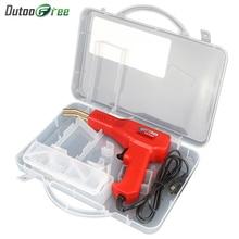 Plastics Welder Staplers-Machine Garage-Tools Car-Bumper-Repairing Soldering-Iron Hot