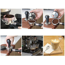 Profilter-embudo dosificador de café en polvo de aluminio, anillo dosificador de reemplazo para 51mm 53mm 58mm