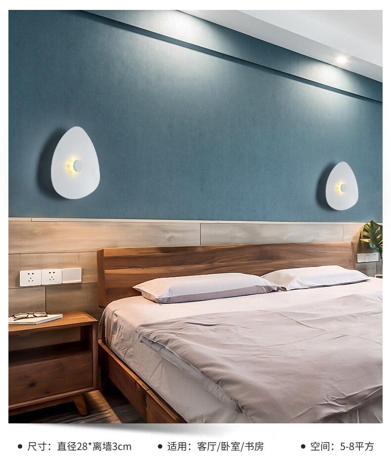 Dragonscence Modern Led Ceiling Lights For Bedroom