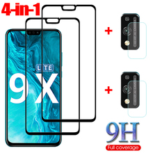 Camera Protector for Honor-9X-Lite JSN-L21 Tempered Glass Film Honor 9 X Lite Screen Protection Honor 9X Lite Glass Honor9X Lite