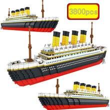 3800 шт титановые строительные блоки
