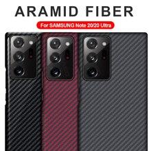 Чехол GRMA из чистого углеволокна для SAMSUNG Note 20 S20, Ультратонкий чехол для Samsung Galaxy S10 S9 Note 10 Plus Lite, чехол