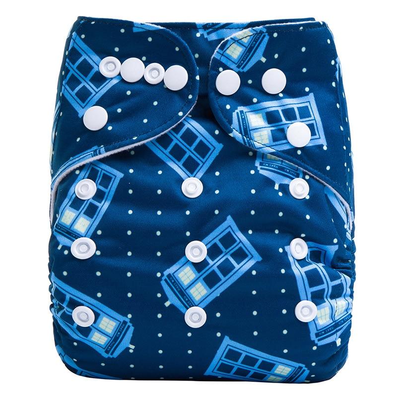 Sleepy Baby Diaper Pant Style Reusable Digital Baby Cloth Diaper Cotton Biodegradable Cloth Diaper S9