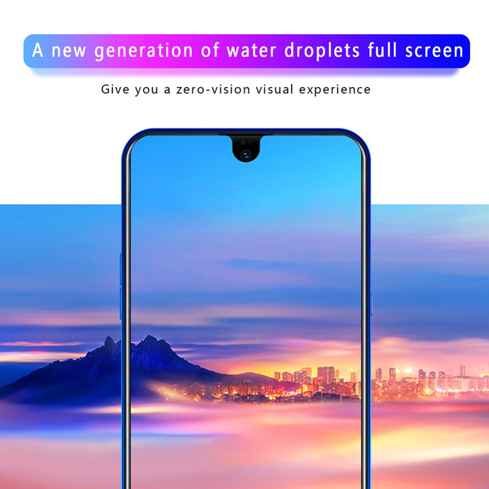 Global Version UMIDIGI A5 PRO Android 9.0 Octa Core 6.3' FHD+ Waterdrop 16MP Triple Camera 4150mAh 4GB RAM 4G Celular Smartphone (11)