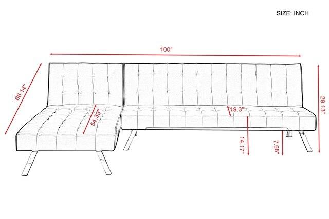 Modern Sectional Sofa 6