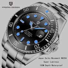 PAGANI DESIGN Brand Automatic Mechanical Men Watch Sports 10