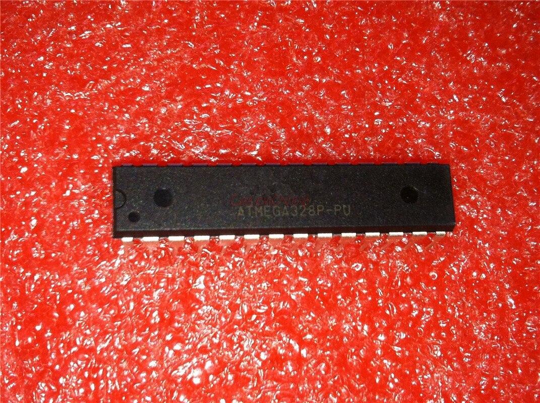 1pcs/lot ATMEGA328P-PU ATMEGA328P DIP-28 IC In Stock
