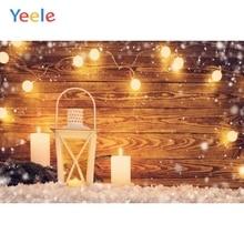 цены Christmas Wood Board Winter Snow Backdrop Baby Portrait Custom Vinyl Photography Background Photo Studio Photophone Photocall