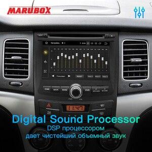 Image 5 - Marubox PX6 Android 10 DSP, 64 ГБ Автомобильный мультимедийный плеер для SsangYong, новый Actyon, Corando 2011 2013, 7 дюймовый IPS экран, GPS, 7A603