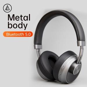 Image 2 - Fone de ouvido sem fio bluetooth fio fone de ouvido para jogos gamer 9d hifi studio fone de ouvido profissional com microfone para xiaomi huawei