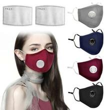 PM2.5 анти-Дымчатая Маска Анти-пыль рот маска с активированным углем фильтр рот-Муфельная маска для работы по дереву строительства активного отдыха