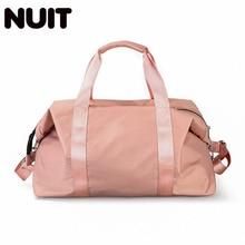 female Travelling Bag For Women Large Capacity Portable tote handbag Travel Duffle Bag fashion nylon Bags casual tote Bags цена и фото