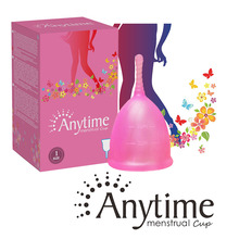 No.7 Medical Grade Silicone Menstrual Cup Feminine Hygiene Copa menstrual Lady Cup Replace Menstrual Pads Period Cup With box 11 11 menstrual cup sterilizer copa menstrual feminine hygiene menstrual cup medical grade silicone lady menstruation aneercare