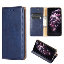 Leather Wallet Flip Case for Meizu 16XS