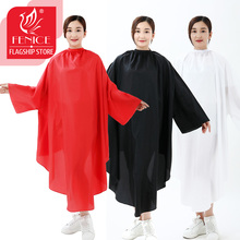 Fenice Professional Hair Cutting Gown Cape Waterproof Cloth Hairdressing Hairdresser Salon Barber Apron salon home use adult hair cutting cape hairdressing dye salon apron barber gown cosmetic tools