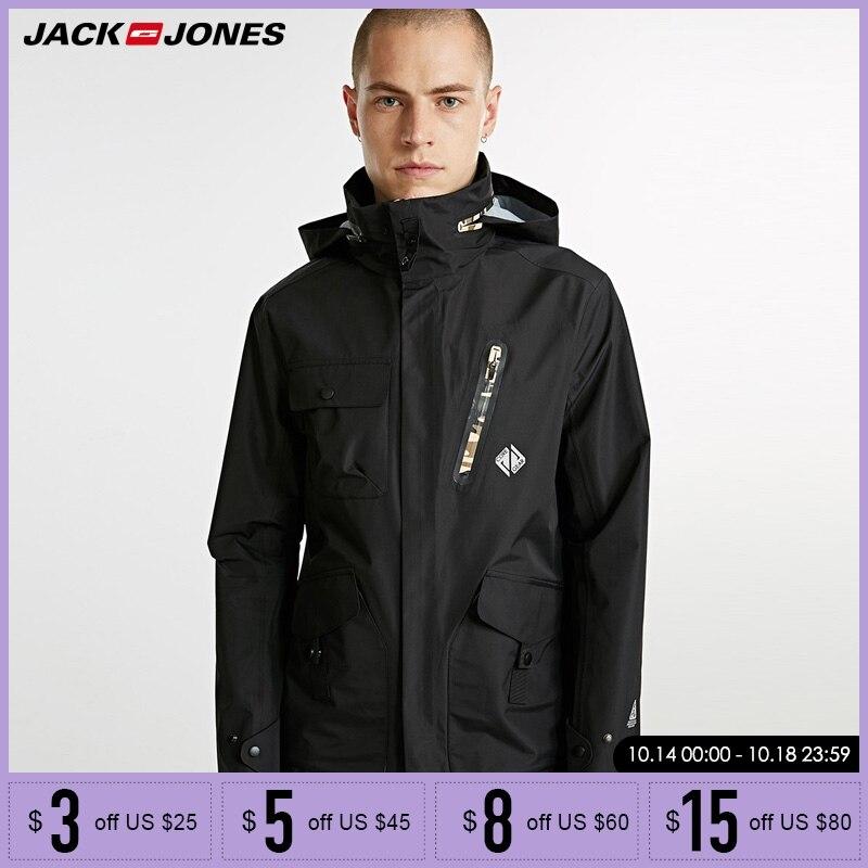 Jack Jones Brand New fashion casual camouflage kleur wind proof en slijtvaste stof capuchon mannen  218321564-in Jassen van Mannenkleding op AliExpress - 11.11_Dubbel 11Vrijgezellendag 1