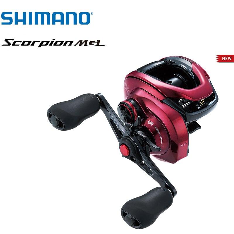 Shimano 17 Scorpion BFS XG Fishing Reel Left Handle Japan Domestic Version New
