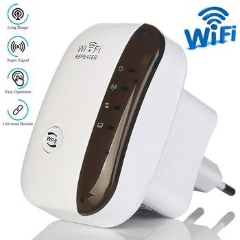 Repetidor Wifi inalámbrico extensor de rango, enrutador, amplificador de señal Wifi de...