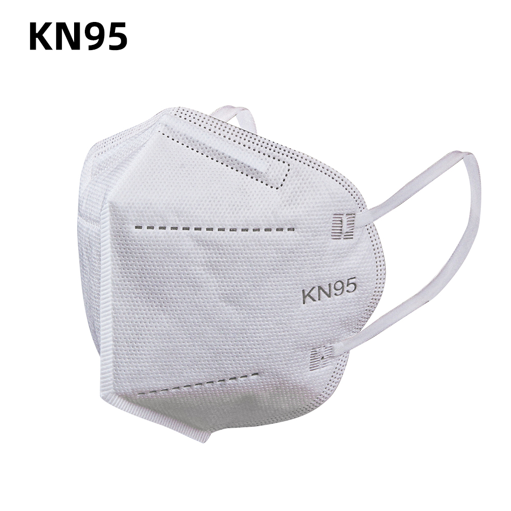 FDBRO KN95 Sanding Particle Anti Flu Face Mask PM2.5 Adjustable Strip Industrial Dust Outdoor Breathable Facial Nonwoven Masks