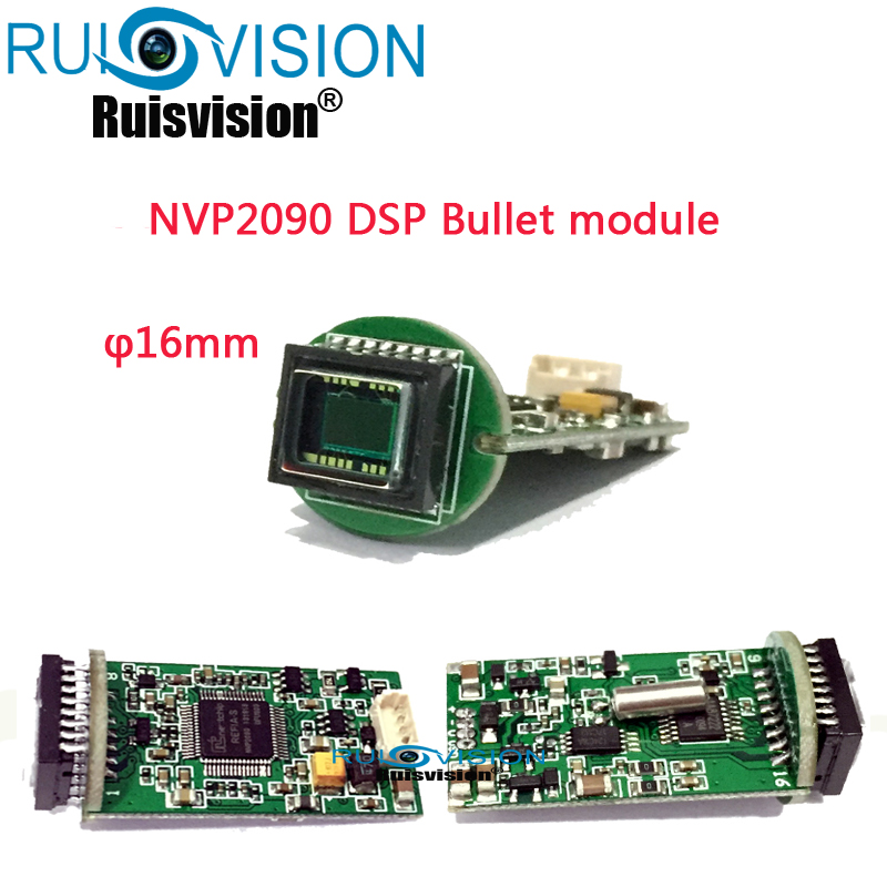 """1/3"""" Sony CCD 960H 700TVL φ16mm Mini size Bullet Module CCTV Camera Motherboard chip+OSD Cable Free Shipping
