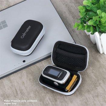 2020 Hot Sale New Finger Clip Pulse Oximeter Home Blood Oxygen Saturation Monitor Finger Pulse Heart Rate Meter Elderly Adults