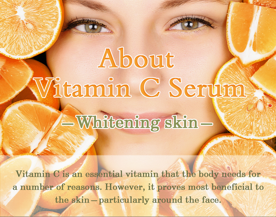 Vitamin C Face Serum Hyaluronic Acid
