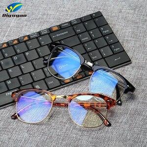 Image 3 - DIGUYAO מותג זכר חסימת משקפיים אופטי עין מסנן נשים אנטי כחול מחשב משקפיים טלוויזיה משחקי Eyewear גברים אנטי כחול משקפיים