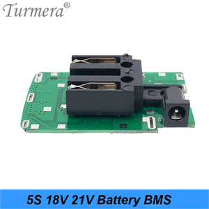 Image 3 - 5S 18v 21v 20A 18650 Li ion Lithium Battery BMS for Screwdriver Shura Charger Protection Board fit for Turmera