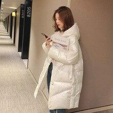 2019 Winter Long Coat Female Warm Parka Winter Coat Women Puffer Down Jacket Women Coat  PP330