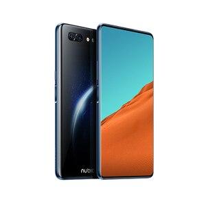 Image 2 - Telefon komórkowy ZTE Nubia X 6GB 64GB Snapdragon 845 octa core 6.26 + 5.1 calowy podwójny ekran 16 + 24MP kamera 3800mAh odcisk palca P