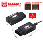 5pcs/lot ELM327 USB ...