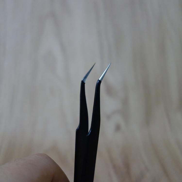 1pcs Tweezer Thin For DIY Cotton Bacon Vape RDA RTA Atomizer Electronic Cigarette Accessory