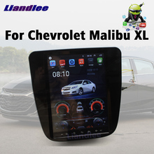 DVD לרכב מולטימדיה נגן עבור שברולט שברולט מליבו XL 2015 ~ 2020 אנדרואיד רדיו סטריאו GPS Navi Wifi ניווט מסך מערכת