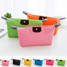 Make Up Storage Bag Travel Cosmetic Makeup Bag Toiletry Purse Holder Beauty Wash Bag Organizer Pouch(China)