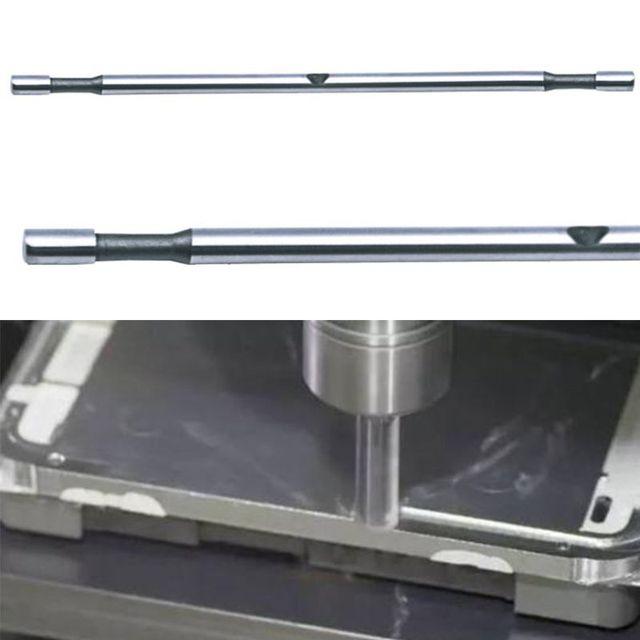 Portable métal coupe Double tête feuille Durable grignoteuse scie coupe perceuse accessoire coupe outil lame matériel pièces
