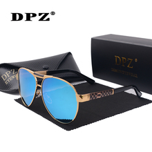 2020 Retro Polarized Sunglasses Men Classic Brand Designer Driving Sun Glasses M