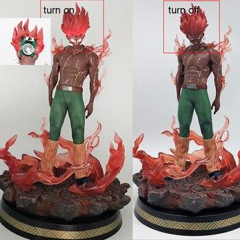 Figura de Maito Gay con las 8 puertas abiertas (30cm) Figuras de Naruto Merchandising de Naruto
