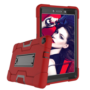 For Samsung Galaxy Tab A 8.0 2019 Case Tablet PC Back Cover Coque Samsung Tab A8 case A 8 8A SM-T290 SM-T295 SM-P200 P205 S Pen(China)