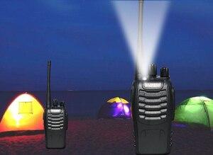 Image 3 - 2 ピース/セットbaofeng BF 888Sトランシーバーポータブルラジオ局BF888s 5 ワットbf 888s comunicador送信機トランシーバラジオセット