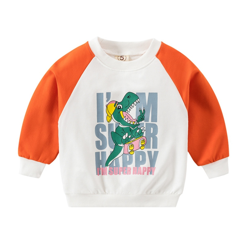 Toddler boys girls Sweatshirts Spring Autumn Winter Coat Sweater Baby Long Sleeve Outfit Tracksuit Kids Shirt Cheap Clothes 2020 2