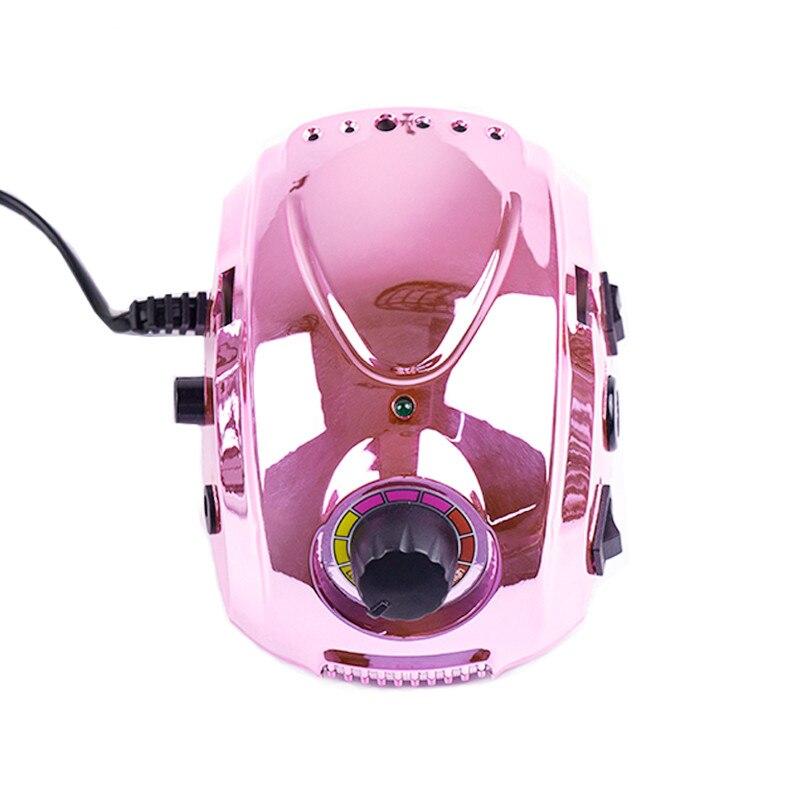 35000RPM Electric Nail Drill Manicure Machine Apparatus For Manicure Pedicure Manicure Cutters Nail Milling Mmachine Nail Art