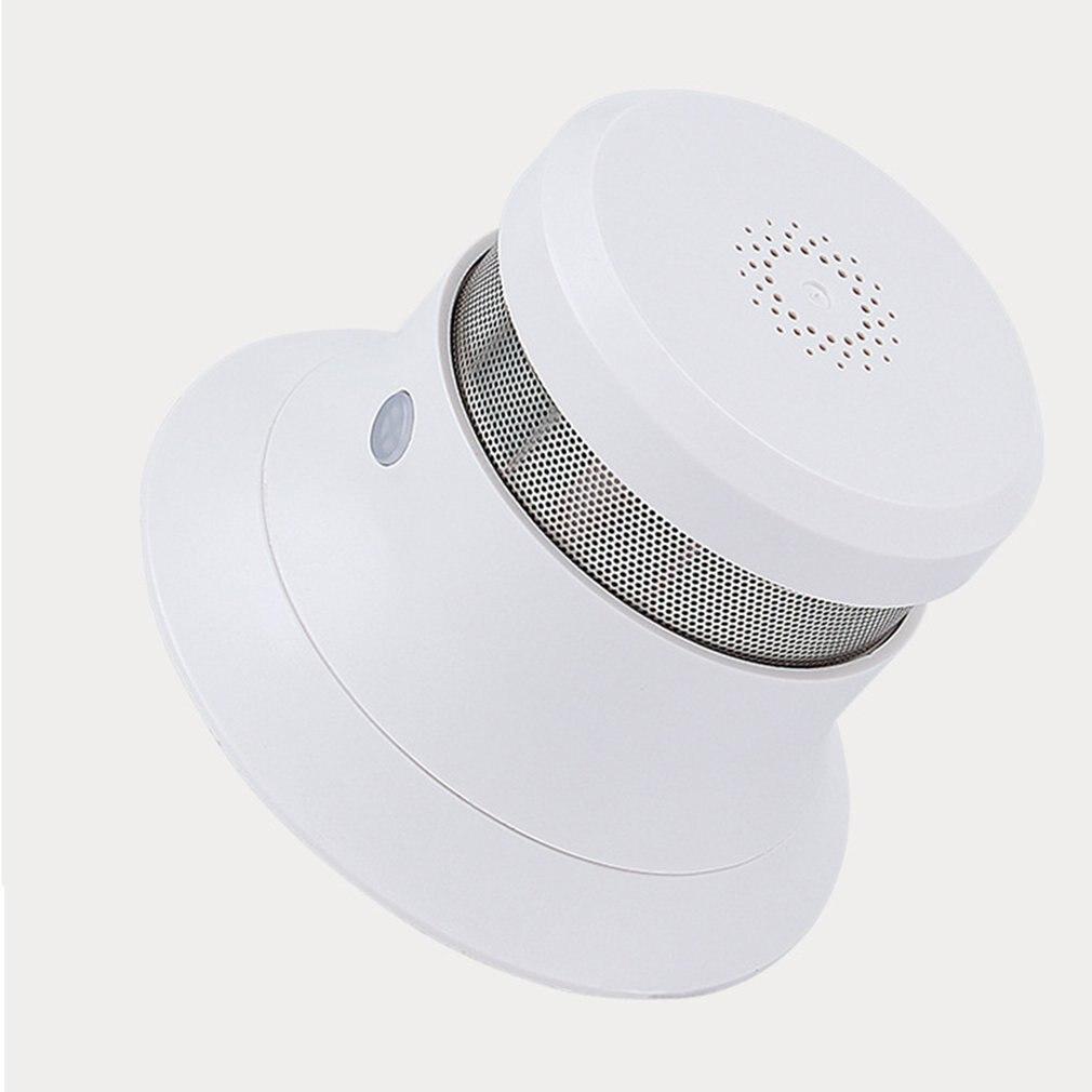 Detector de humo inalámbrico, Sensor de alarma de fuego, fotoeléctrico independiente para casa y oficina Guantes de protección de seguridad para el trabajo, 1 par, guantes de soldadura de piel de vaca anticortes, resistentes al fuego, para cocina, resistentes al desgaste, para horno de microondas