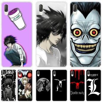 Hot Anime Manga Death Note Hard Case For Sony Xperia L1 L2 L3 X XA XA1 XA2 Ultra E5 XZ XZ1 XZ2 Compact XZ3 M4 Aqua Z3 Z5 Premium