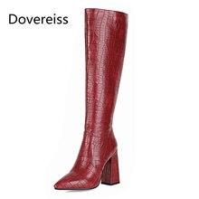 Dovereiss; Модная женская обувь; Сезон Зима; Новые пикантные