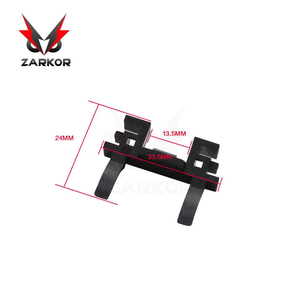 Zarkor עבור פוקוס (MK3) 2015-2018 בסיס מתאם LED פנס מתאם לנד רובר Freelander 2 גילוי ספורט