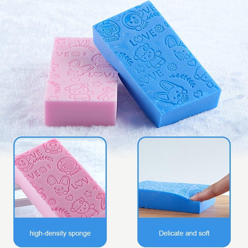 Éponge de bain couleurs pour nettoyage du corps | Brosse de nettoyage du corps doux, éponge de bain, éponge de Spa pour adulte, boule de bain