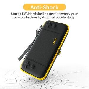 Image 4 - Переносная сумка для хранения OIVO Switch Lite, защитный чехол, ударопрочная жесткая защитная сумка, аксессуары для Nintendo Switch Lite
