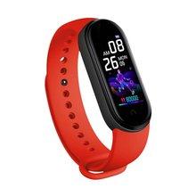 M5 Smart Band Portable Support Monitor Pedometer Heart Rate Fitness Tracker Smart Bracelet Smart Wristband